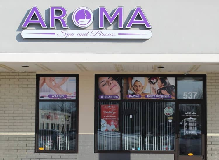 Aroma Spa and Brows- About Us